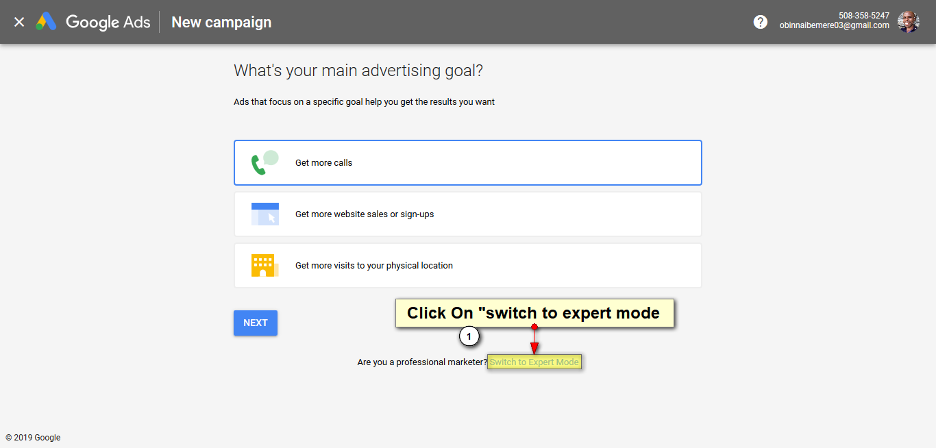 How To Setup Your Google Ads Account & Campaign -